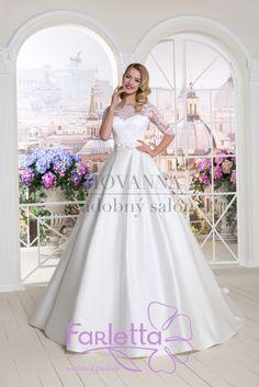 Svadobné šaty  Svadobné šaty - Agentúra Giovanna d6d6e1ad720