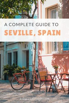 What are the best things to do in Seville, Spain? Read our Seville Travel Guide to find out places to visit in Seville, where to eat in this city and accommodation in Seville. Save this Pin to your Spain Board so you can save it when you are in the area. Europe Destinations, Europe Travel Tips, European Travel, Travel Guides, Travel Hacks, Tenerife, Spain Travel Guide, Seville Spain, Spain And Portugal