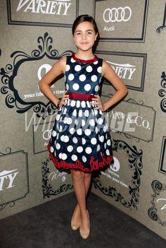 #BaileeMadison looks gorgeous in her Monnalisa Chic Dress