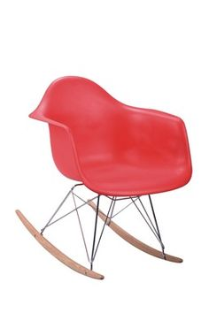The color is different, but the design is the same as growing up...our rocker.