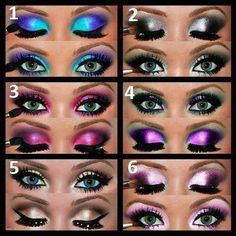 Its almost the weekend what eye makeup are you going for??  Younique Pigments complete your look!!