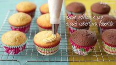 Como fazer cupcakes (+playlist)