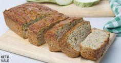 Keto Zucchini Coconut Bread