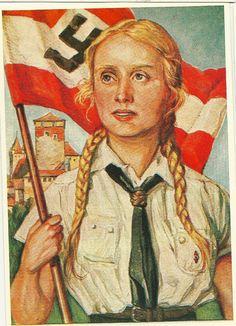 Kats Personal Tumblr (Nazi propaganda.)