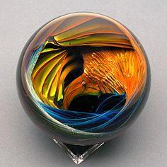 Vortex marble at www.lightoperagallery.com $310