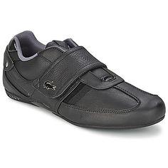 Lacoste PROTECTED LUX Schwarz / Grau: #Schuheherren