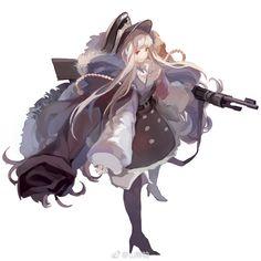카구팔 Character Inspiration, Character Art, Character Design, Elsword, Kawaii Anime Girl, Anime Art Girl, Girls Frontline, Beautiful Drawings, Fantasy Girl