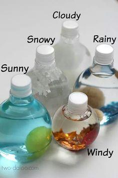 Bottiglie- stagioni