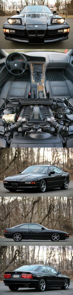 1996 BMW 850CI .. If only I could find one like this for a reasonable price. ✏✏✏✏✏✏✏✏✏✏✏✏✏✏✏✏ AUTRES VEHICULES - OTHER VEHICLES ☞ https://fr.pinterest.com/barbierjeanf/pin-index-voitures-v%C3%A9hicules/ ══════════════════════ BIJOUX ☞ https://www.facebook.com/media/set/?set=a.1351591571533839&type=1&l=bb0129771f ✏✏✏✏✏✏✏✏✏✏✏✏✏✏✏✏