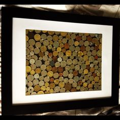 Currency Art: How to turn your coins into a piece of art