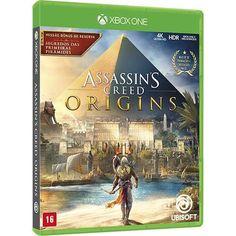 Foto 1 - Game - Assassins Creed Origins Edição Limitada - Xbox One
