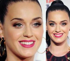 As maquiagens chiques de Katy Perry