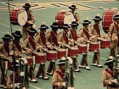 27th Lancers Drumline Snares.