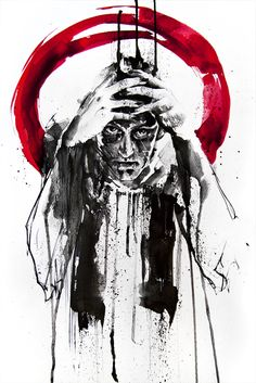 Excessive fear of seeing others, shame, shyness, anxiety, depression [Art by Agnes Cecile]