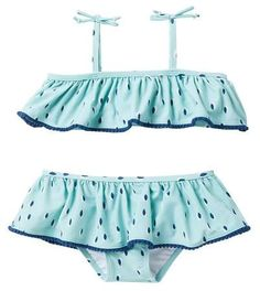 eb79cdd74 Jessica Simpson Tropical Floral 2-Piece Bathing Suit (Toddler Girls) Toddler  Girls,