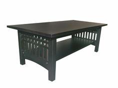 Rhodes Wood Coffee Table $169.00