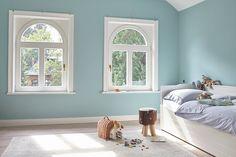 Kinderzimmer mit Alpina Farben