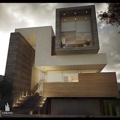 Casa Rioja by Creato Arquitectos