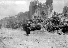 World War II: War Destruction