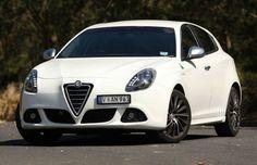 2014 Alfa Romeo Giulietta Australia White