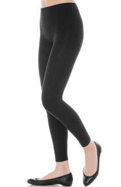 7de9e0eeab8  64 SPANX Look-At-Me Cotton Legging 1064A - SPANX Shapewear Spanx Shapewear