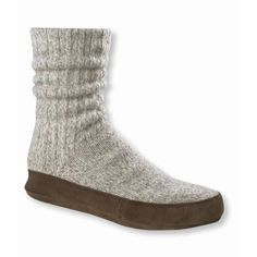 Knit Slipper Socks  Cozy!