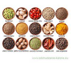 Kolekcja ziół, przypraw i nasion.    #ziola #przyprawy #nasiona #zdrowie #zdrowazywnosc #dieta #odchudzanie