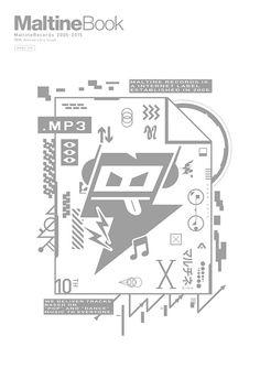 マルチネの10年を回顧する『MaltineBook』、音源ダウンロードコード付き