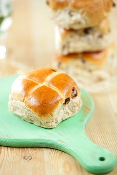 hot cross buns ricette originale