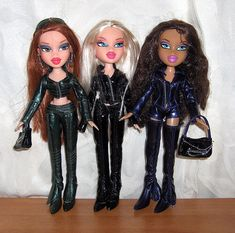 Dc Superhero Girls Dolls, Bratz Doll Outfits, Black Bratz Doll, Brat Doll, Bratz Girls, Mermaid Barbie, Baby Girl Dolls, Monster High Dolls, Collector Dolls