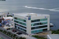 Tec de Monterrey Sede Cancún, en Torre la Europea
