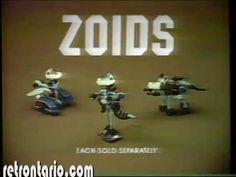 Tomy Zoids 1983