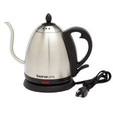 1.05-qt. Gooseneck Electric Tea Kettle