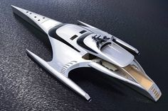 Metal, Glass, And iPad Controls: This Amazing Yacht Was Meant For Steve Jobs. Meet the world's newest super-yacht, Adastra. Price $15000000