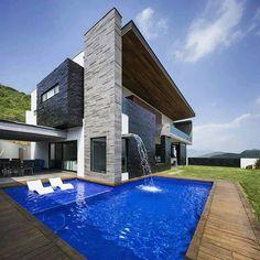 Casa en Mexico .