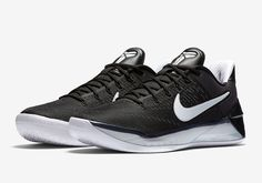 check out 536fe dd8ec Nike Kobe AD Black White 852425-001 Release Date  SneakerNews.com Date  Sneakers