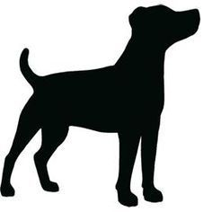 jack russell terrier silhouette - Google Search