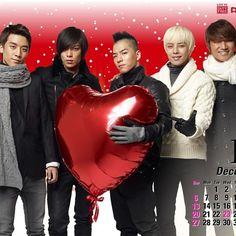BIGBANG .. You will always hold my heart.