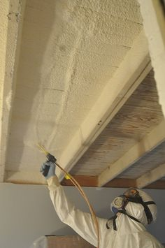 54 best home insulation images on pinterest spray foam insulation httppreventivehomemaintenancetipstypesofhomeinsulationp has some tips solutioingenieria Image collections