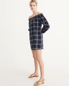 59995019d7e5 http   shopstyle.it l 3tE Off-The-Shoulder. Womens ClearanceJumpsuit  DressOotd FashionFashion DressesShoulder DressOff The ShoulderAbercrombie  FitchWomen ...