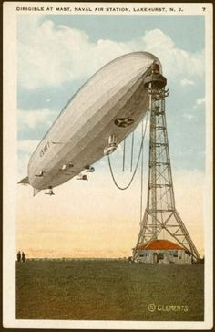 Lighter than Air: Library Exhibition on Zeppelins