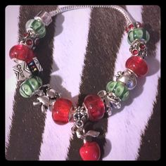 NWOT Teacher Bracelet This is brand new and comes in packaging. Jewelry Bracelets