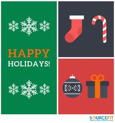Wishing you a blessed Christmas and a wonderful New Year!    #HappyHolidays #Christmas2015 #Christmas #Sourcefit #MerryChristmas #HappyNewYear http://www.sourcefit.com/