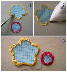 Un blog sobre labores y manualidades. // Blog about crafts.