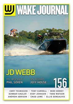 August 25th, 2014 - Wake Journal 156 is here with JD Webb on the cover! Download the Wake Journal App, subscribe and get all 40 issues for just $1.99! http://www.wkjr.nl/app