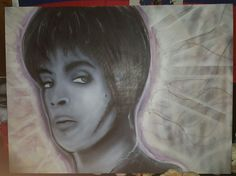 Prince Hand Painting 48 x 36 inches Collector Canvas Hot Item Signed GT Artland