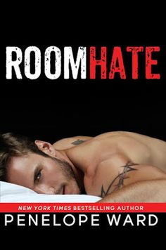 COVER REVEAL ROOMHATE by Penelope Ward http://pronetocrushes.blogspot.com/2016/01/roomhate-by-penelope-ward.html