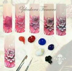 390 Best Nail Art Tutorial Step By Step Images On Pinterest
