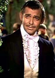 Clark Gable as Rhett Butler Hollywood Actor, Golden Age Of Hollywood, Hollywood Stars, Classic Hollywood, Old Hollywood, Vintage Movie Stars, Vintage Movies, Rhett Butler, Tomorrow Is Another Day