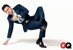 Channing Tatum Interview - GQ's Movie Star of the Year 2012
